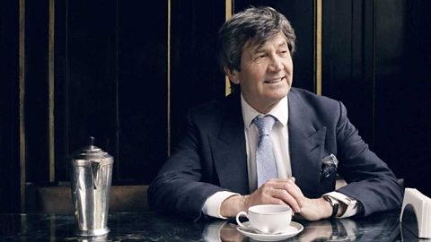 Melvyn Bragg in our time